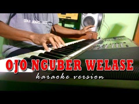 Karaoke Ojo Nguber Welase Koplo Song Yamaha PSR S 970