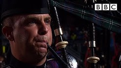 The Massed Pipes and Drums - Edinburgh Military Tattoo - BBC One