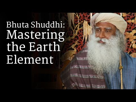 Bhuta Shuddhi: Mastering the Earth Element