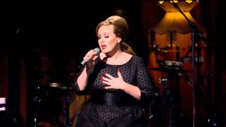 Adele - Turning Tables (Live) Itunes Festival 2011 HD thumbnail