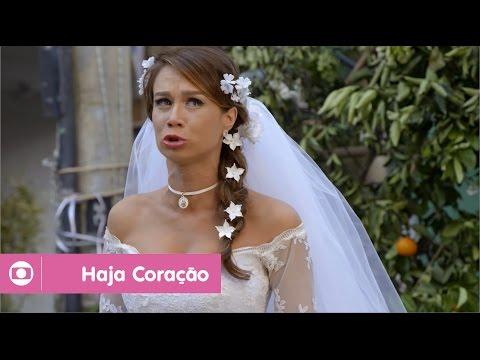 Haja Coração: capítulo 68 da novela, quinta, 18 de agosto, na Globo