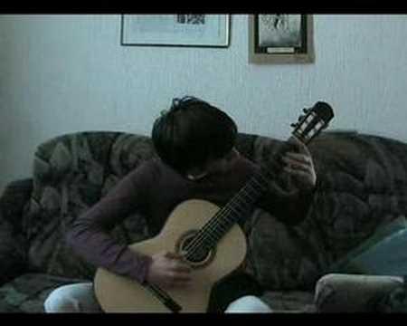 Bach - Cello Suite No.5 I-Prelude (BWV 1011) By Timi Krajnc