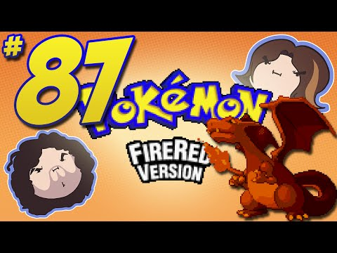 """Pokémon FireRed: Poop Quest 2015 – Game Grumps"""