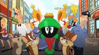 Goofy Gophers & Marvin The Martian -