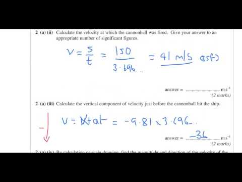 AQA: A Level Physics: January 2011: Unit 2: Worked Solutions.