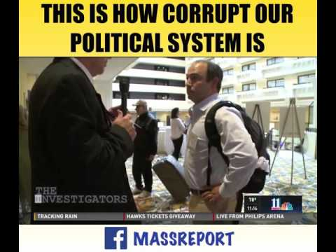 This is How Corrupt The Political System Is