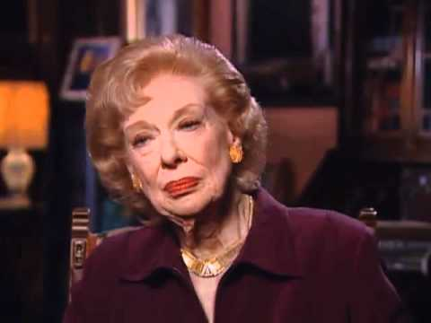 Joyce Randolph discusses Art Carney - EMMYTVLEGENDS.ORG