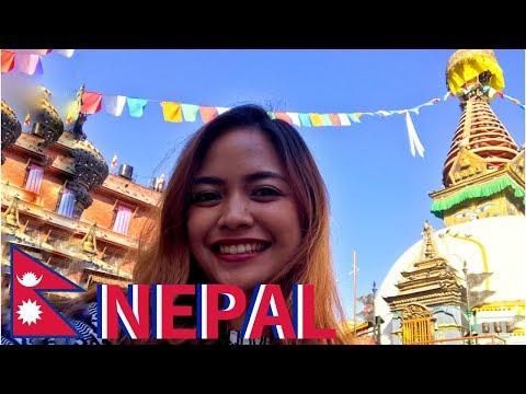 First Impressions of KATHMANDU, NEPAL