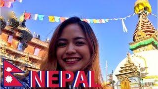 First Impressions of KATHMANDU, NEPAL [Ep. 2]