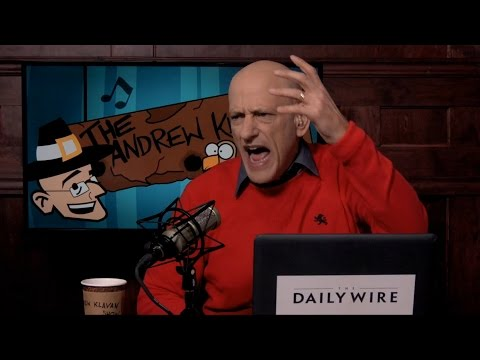 The Andrew Klavan Show Ep. 227 - Trump Makes Nice to Former Newspaper