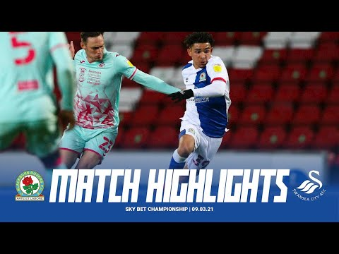Blackburn Swansea Goals And Highlights
