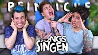 MEGA PEINLICHE SONGS SINGEN mit Julien Bam & Rezo | Joey's Jungle