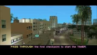 GTA Vice City (PC) 100% Walkthrough Part 7 [HD]
