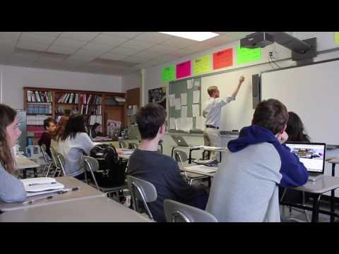 Inside an International Baccalaureate Class in Sag Harbor