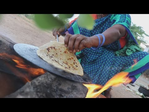 Aloo Paratha ||  Grandma Style Cooking || Village Style Cooking || Desi Kitchen