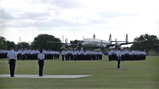 Air Force Basic Military Training Parade 14 July 2017