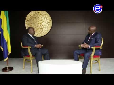 Entretien Ali BONGO ONDIMBA  Président du Gabon