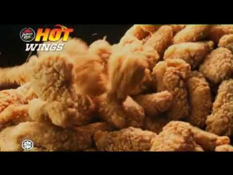 New Pizza Hut Hot Wings thumbnail