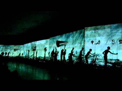 William Kentridge - More Sweetly Play the Dance