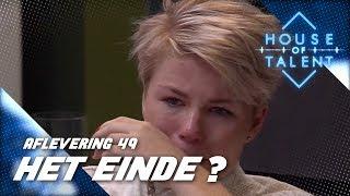 #49: Geeft Jorieke haar plek in House of Talent op? (VOLLEDIGE AFLEVERING)