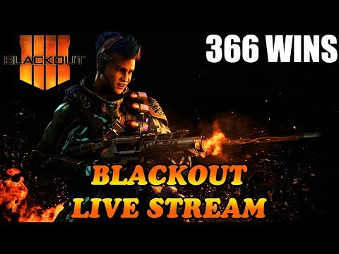 366 Wins! 29% W/L // CoD Blackout // Call of duty Blackout // CoD // PS4 thumbnail