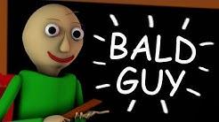 """""""Bald Guy"""" - Baldi's Basics / Billie Eilish Parody - FMG"""