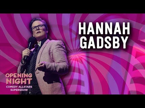 Hannah Gadsby - 2016 Opening Night Comedy Allstars Supershow