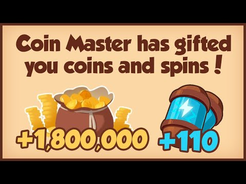Coin master free spins and coins link 25.10.2020