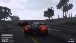 GTA 5 Awesome Stunt Fail
