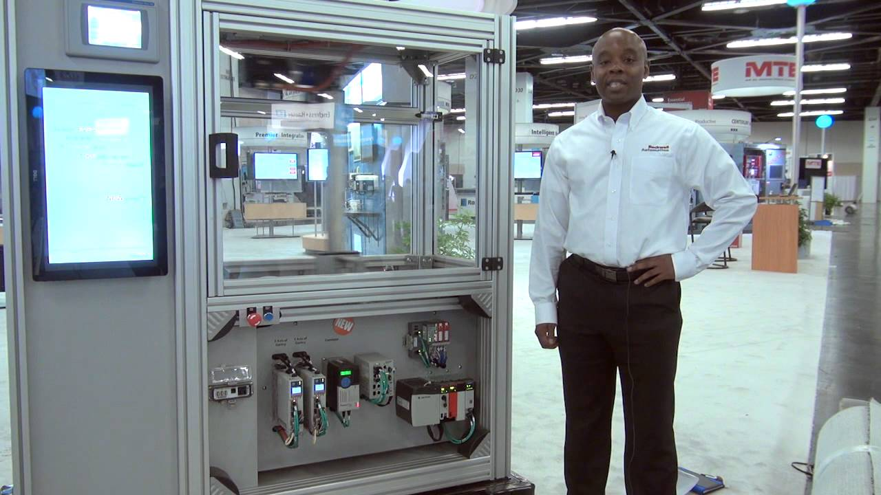 Integrated Safety with PowerFlex 527 & Kinetix 5500 Drives
