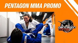 Pentagon MMA 2014 Promo Video - Muay Thai/Kickboxing and Jiu Jitsu for Adults and Children