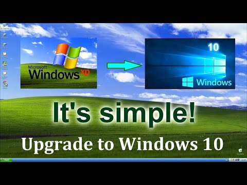 How To Download And Install Windows 10 With USB Flash Drive Instead Of Windows XP In 2020.