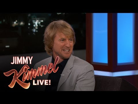 Thumbnail: Owen Wilson's Kids Don't Believe He's Lightning McQueen