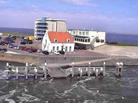 Den Helder Ferry to Texel Island