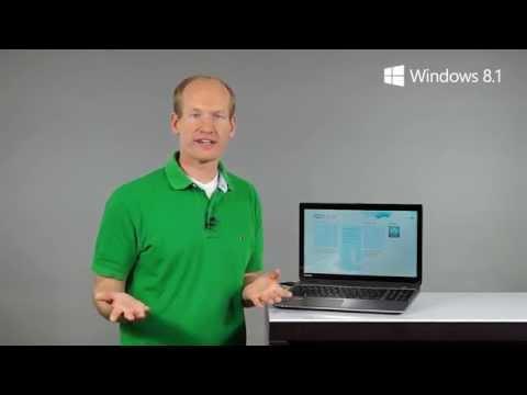 Windows 8.1 - 04 Skype / Videotelefonate