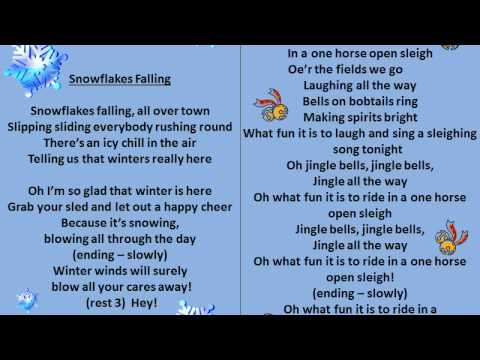 Winter Fantasy - Children Choral Song