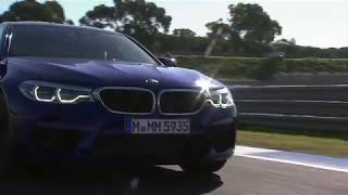 BMW Driver Antonio Felix Da Costa shares his impressions of the new BMW M5