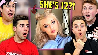 Guess Her Age Challenge (Impossible)