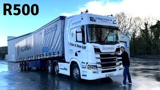 2019 SCANIA R500 Highline Full Tour & Economy Test Drive
