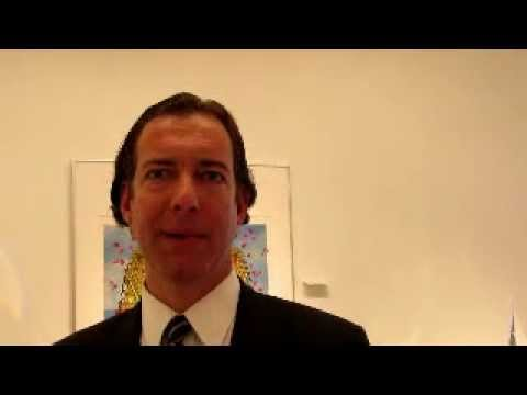 Christopher Ries interviews Gallery Owner Brian J. O'Connell