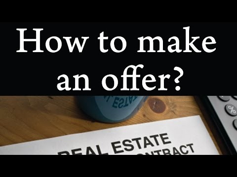 How to make an offer on a Prince Edward Island Property for sale