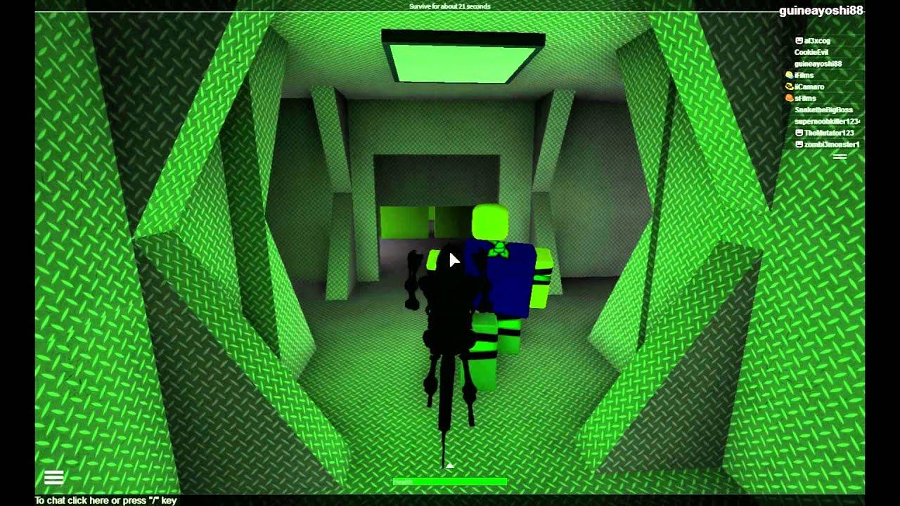 Roblox Alien Xenomorph Roblox Alien Survivors Episode 1 The Alien That Couldn T Open Doors Youtube