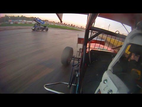 Dan Douville In-Car ESS | Utica-Rome Speedway 9 11 2016