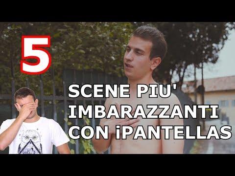 5 SCENE PIU' IMBARAZZANTI CON IPANTELLAS - Alessandro Vanoni