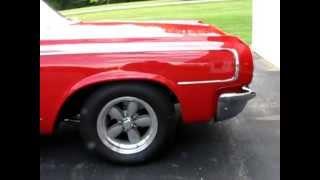 "1964 Dodge 330 Hemi 4 speed, ""earth shaker"" Auto Appraisal Detroit Michigan 810-694-2008"