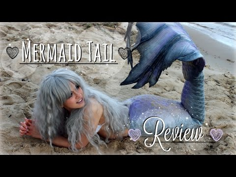 MerNation Silicone Mermaid Tail Review: Professional grade realistic tail for mermaiding
