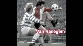 Johan Cruijff VS Willem Van Hanegem