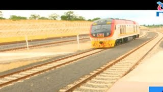 Inside the SGR, Kenya's largest and most expensive infrastructure project since Independence