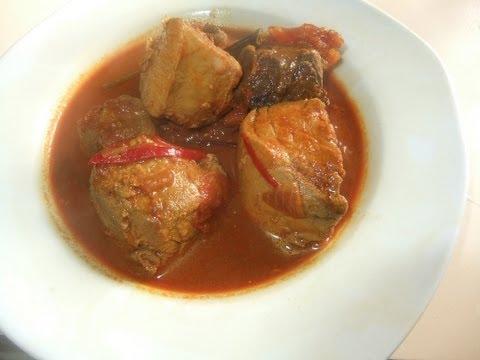 Spicy Tuna Curry