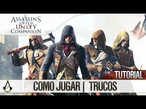 Assassin's Creed Unity Companion APP | Tutorial | Instrucciones y Funcionamiento | Sincronizar